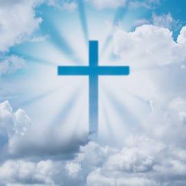 Das Kreuz des Kommunionkindes