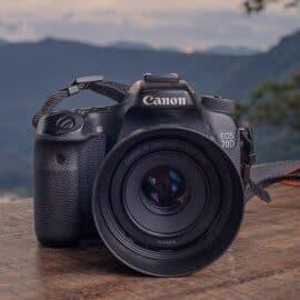 Neues Canon Objektiv vom GöGa zum Fest