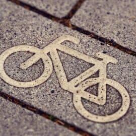 Neues Gebraucht-Fahrrad für die Frau Mama