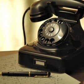 Junior kann jetzt auch telefonieren