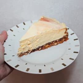 Ich habe gebacken: American Cheesecake mit Lasur