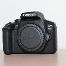 Meine neue Canon EOS 2000D & Unboxing