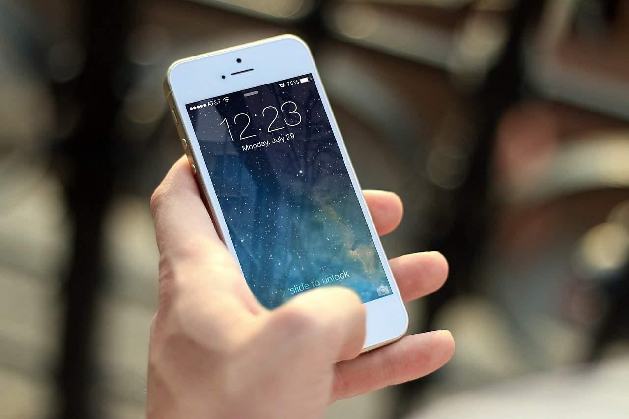 Wieder ein Huawei-Handyfoto